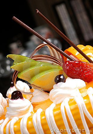 Free Dessert Stock Image - 18856771