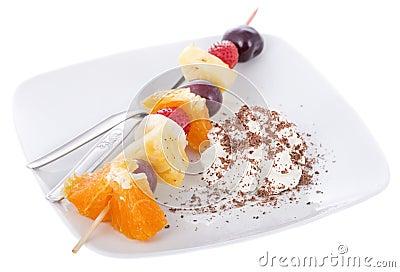 Dessert Editorial Stock Image