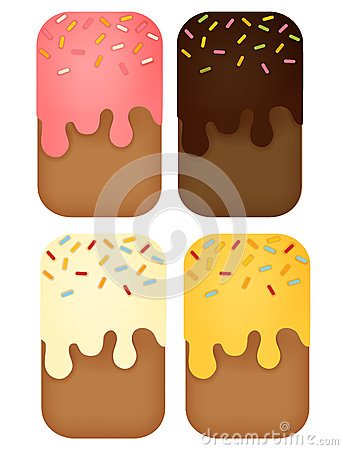 Dessert Background