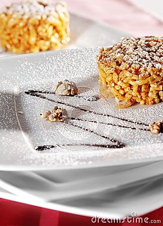 Dessert - Chak-Chak