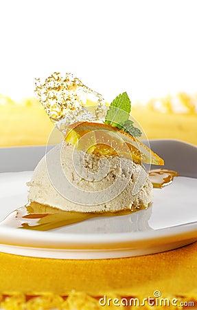 Free Dessert - Coffee Mousse Stock Image - 9074581