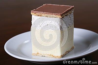 Dessert crémeux