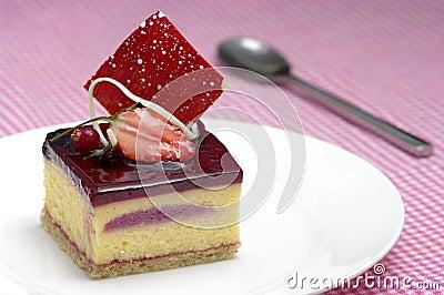 Dessert della bacca