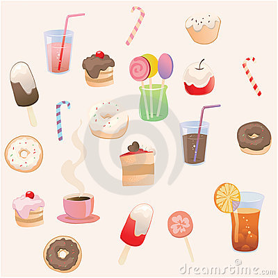 Dessert&drinks