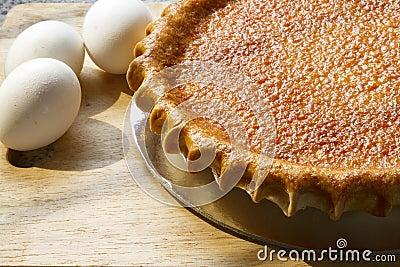 Dessert egg tarts sweet