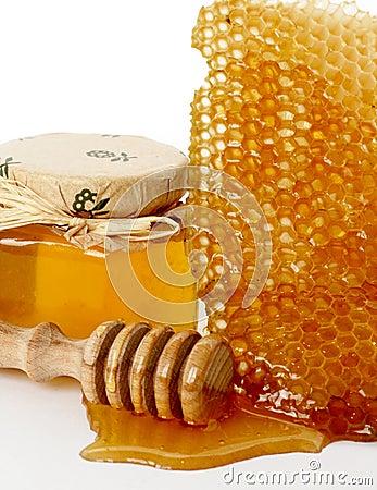 Dessert honey