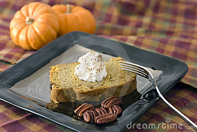 Dessert - Quick Bread, Pumpkin