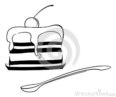 Dessert sketch