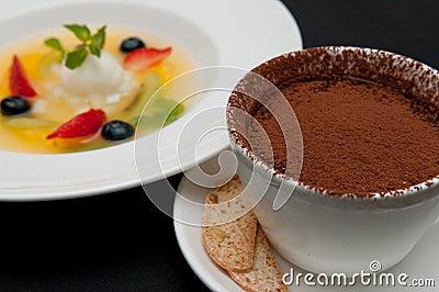 Dessert squisito