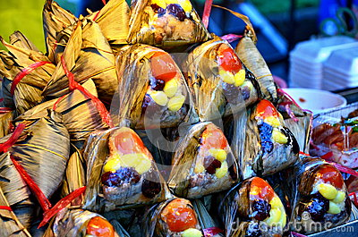 Kind of Thai sweetmeat