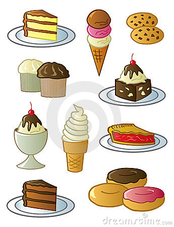 Free Desserts And Sweets Stock Image - 20656421
