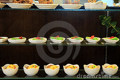Desserts food