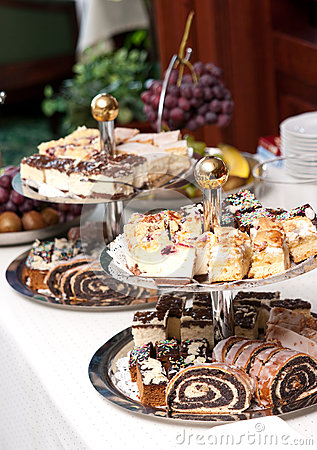 Desserts, Sweets and Pastries