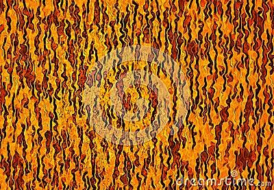 Dessin De Fond Rouge De Texture Du Feu De Flamme Illustration Stock - Image: 54339059