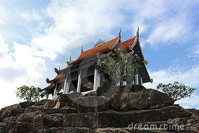 Dessus de temple