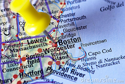 Destination: Boston - Massachusetts