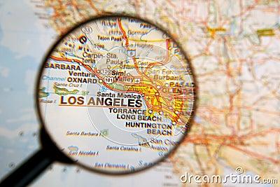 Destination Los Angeles