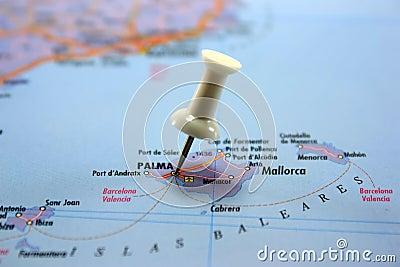 Destination: Mallorca.