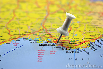 Destination: Marseille.
