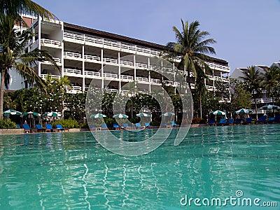 Destination resort in Thailand