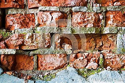 Destruction wall