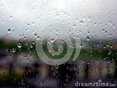Deszcz jest dzień