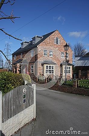 Detached Brick House