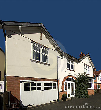 Free Detached House Royalty Free Stock Photo - 3663835
