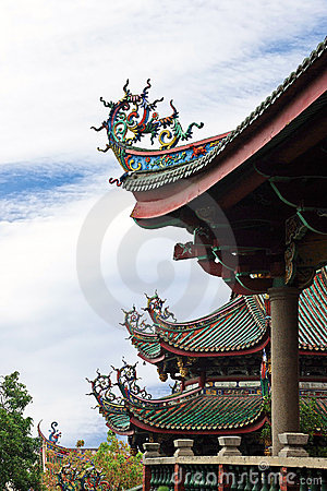 Free Detail About Chinese Pavilion Royalty Free Stock Images - 14625529
