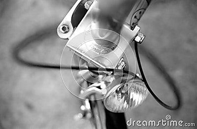 Detail of bike 3