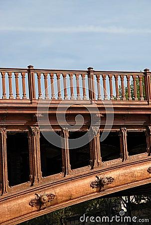 Detail of Bridge Architecture