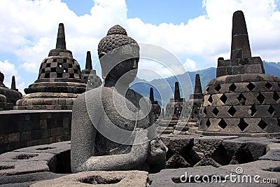 Detail buddha