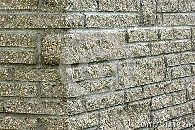 Detail of chimney brickwork