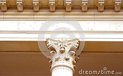 Detail of Column