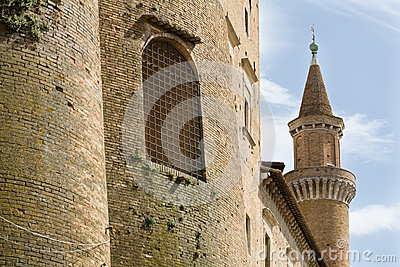 Ducal palace, Urbino