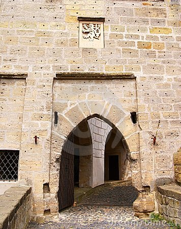 Free Detail From Kost Castle Stock Photography - 13930812