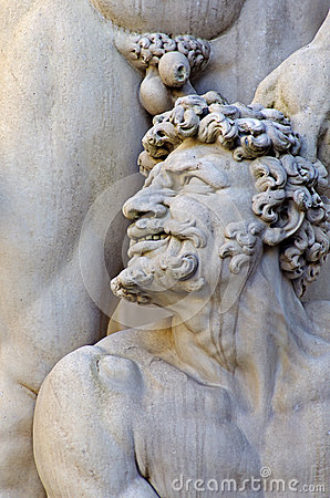 Free Detail From Statue Of Hercules And Cacus Royalty Free Stock Photo - 48328585