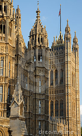 Detail Houses of Parliament