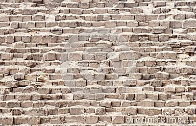 Detail of the huge limestone blocks (2.5 tons each