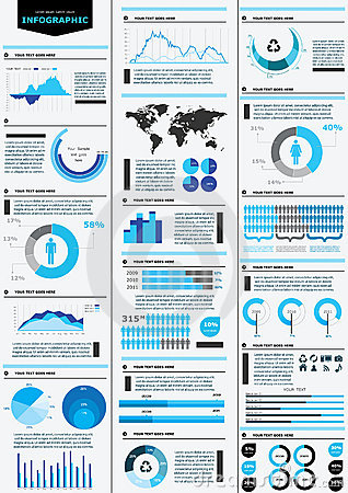 Free Detail Infographic Stock Image - 22273771