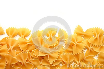 Detail of Macaroni pasta useful as a background