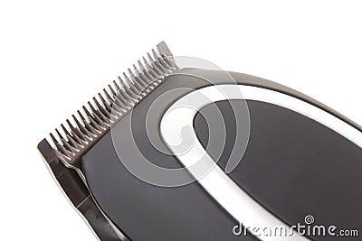 Detail of a modern electric hair / beard