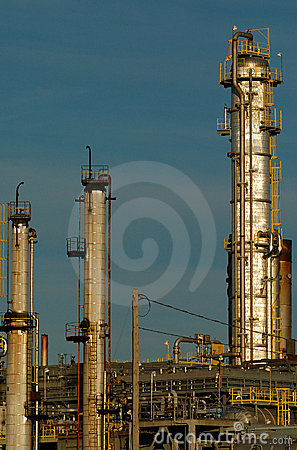 Free Detail Of A Refinery 15 Stock Photo - 1088230