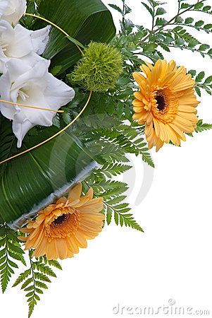 Free Detail Of Bouquet Of Flowers Stock Image - 17606681