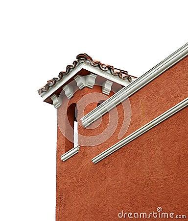 Free Detail Of Building Corner Royalty Free Stock Photos - 64958
