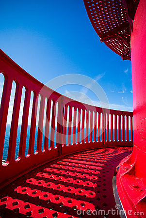 Free Detail Of Famous Norwegian Lighthouse Lindesnes Stock Photos - 57245493