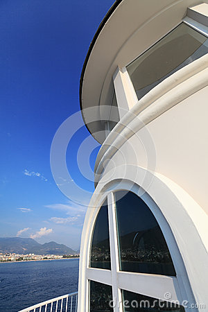 Free Detail Of Lighthouse, In Alanya, Turkey. Royalty Free Stock Image - 27437146