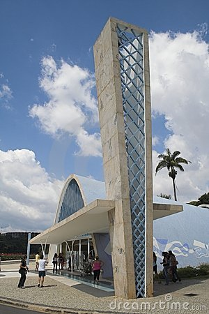 Free Detail Of Sao Francisco Church Pampulha Royalty Free Stock Image - 743096