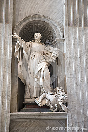Free Detail Of St. Peter S Basilica Vatican City Stock Images - 44742404
