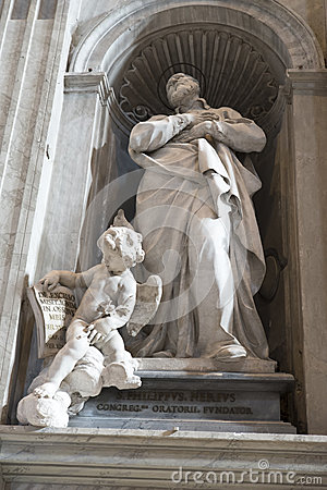 Free Detail Of St. Peter S Basilica Vatican City Royalty Free Stock Photography - 44742407